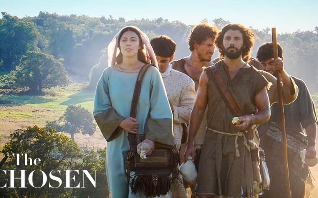 """Come see Pepper's big debut on the silver-screen in """"The Chosen"""""""